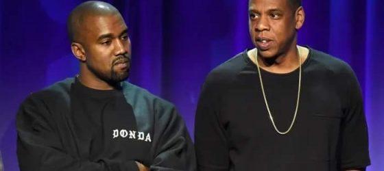 Kanye West retrouve Jay-Z au lancement de son nouvel album «Donda»