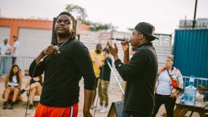 Photos: DJ White Socks a transformé le Village au Pied-du-Courant en un Pôle Hip-Hop