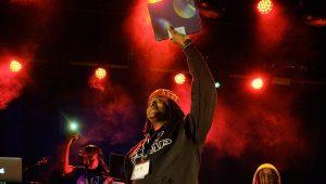 Gala SOCAN 2021 : Shreez reçoit le Prix Musique Hip-Hop/Rap