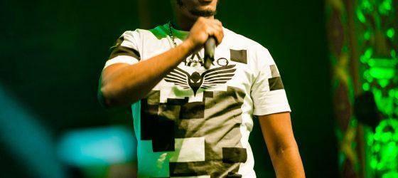 Salimo et White-B s'occupent de la première partie du rappeur français Niska à Montréal [photos]