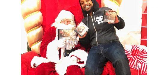 Les meilleures photos de Noël du rap québécois