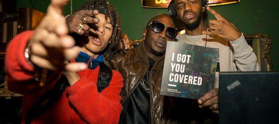 Le rap québécois s'est rencontré pour célébrer le livre de l'infographiste Freak Stewart